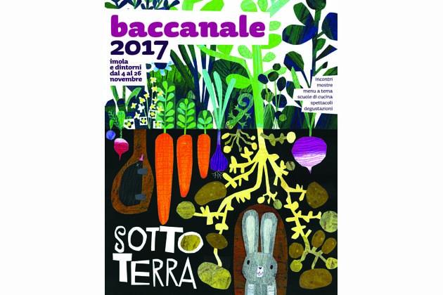 Baccanale 2017, sapore di mostre