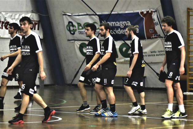 Pallamano serie A, occasione sciupata per il Romagna Handball che cade sul campo del Tavarnelle