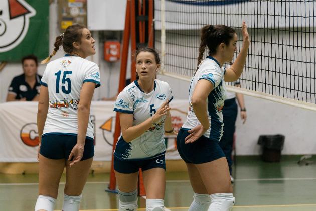 Pallavolo B2 femminile, la Clai Imola vince 3-2 col Sarzana e rimane imbattuta dopo 4 giornate