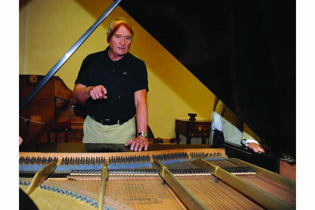 """Nove concerti con altrettanti giovani per la nuova stagione concertistica dell'Accademia pianistica """"Incontri col maestro"""""""