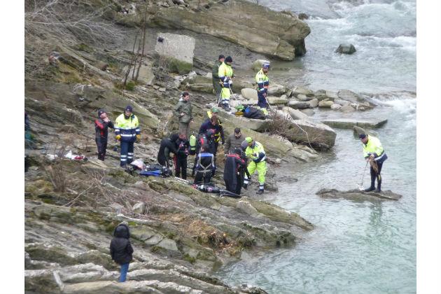 """""""Prove di evacuazione"""" a San Prospero per sei famiglie. E' un'esercitazione di protezione civile"""