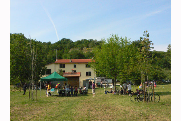 La Casa del fiume diventerà il Centro visite del Parco della vena del gesso romagnola