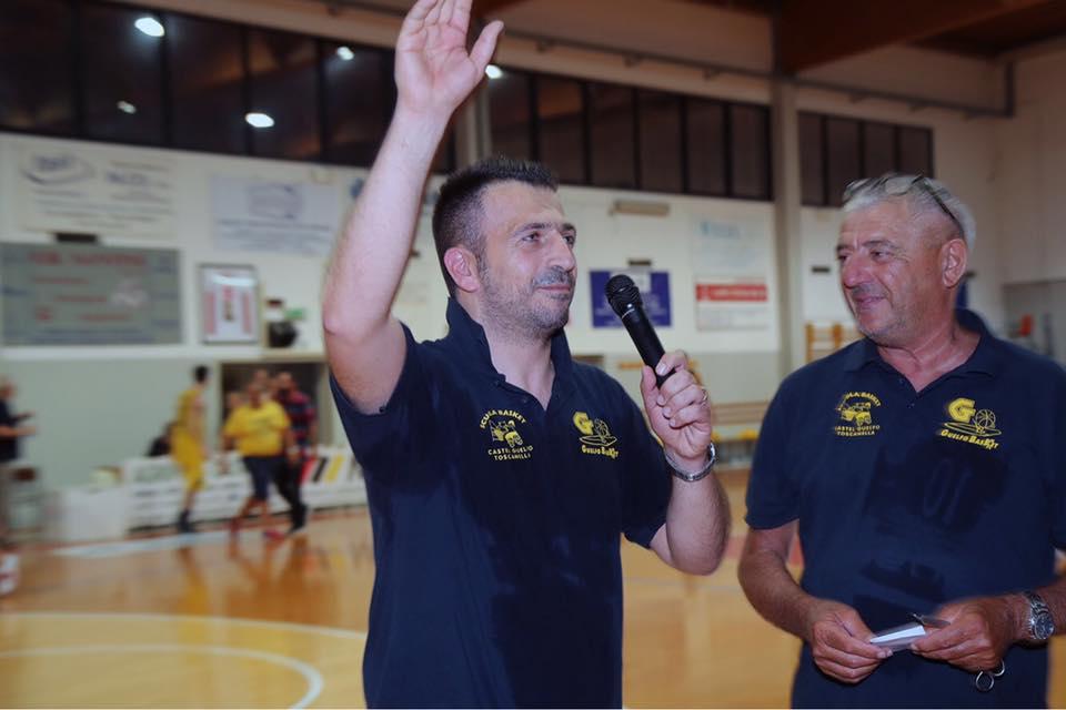 Basket C Gold, per Castel Guelfo tutto facile con Modena