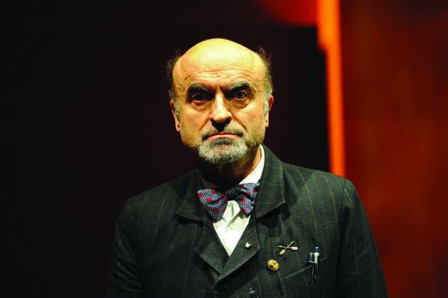 Marescotti in scena a Castello con l'ultimo scritto di Raffaello Baldini
