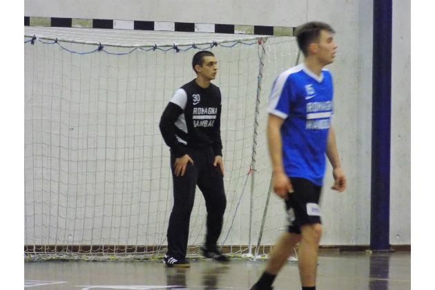Pallamano A, per il Romagna Handball scivola in casa contro Cingoli