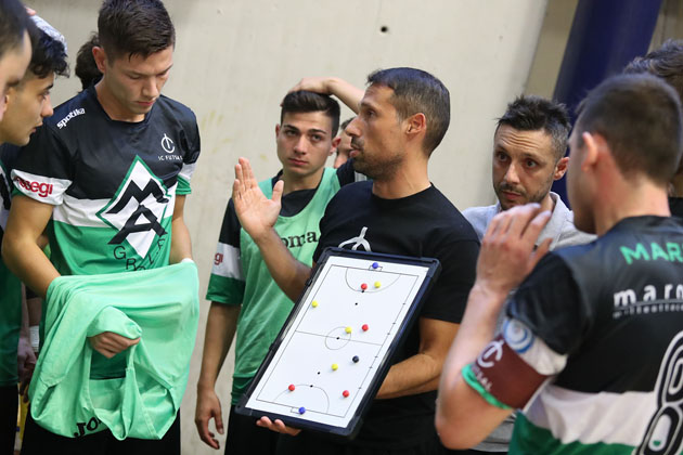 Futsal serie A, Imola-Castello firma l'impresa in casa del Latina