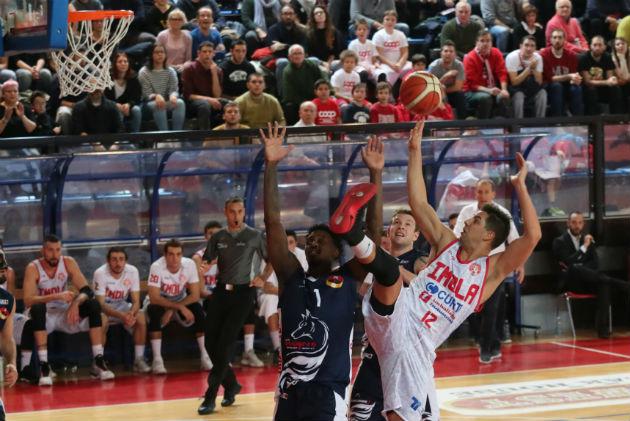 Basket A2: Imola vince, Maggioli non è ancora in pensione