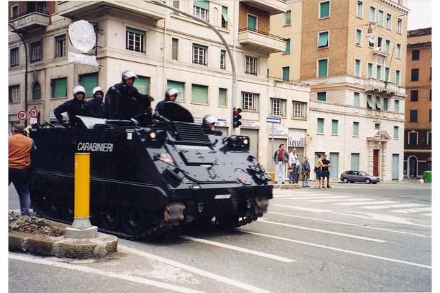 Storia battaglioni mobili carabinieri - Carabinieri porta genova milano ...