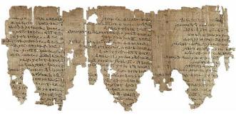 Egitto e le arti della divinazione