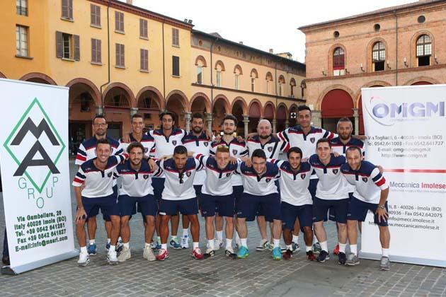 Futsal B: Ma Group perfetta: 8-0