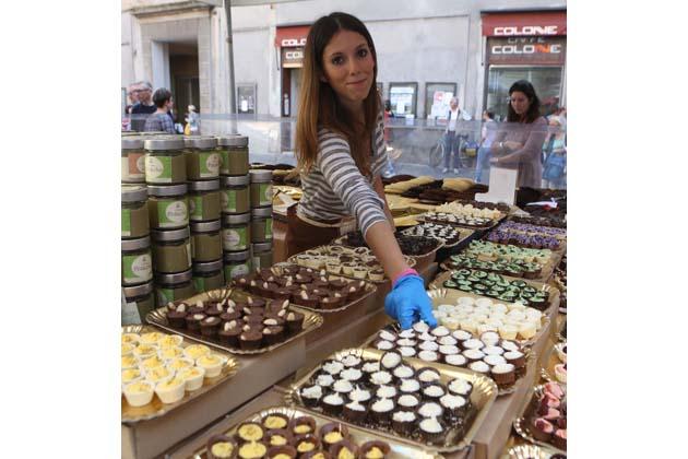 Cioccolato da golosi in centro storico