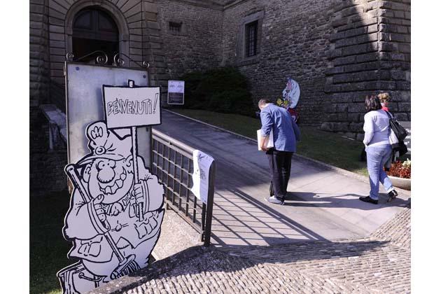 """""""Magnus day"""", fumetti sul Santerno"""