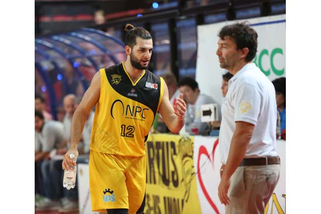 Basket: Npc alle final-four
