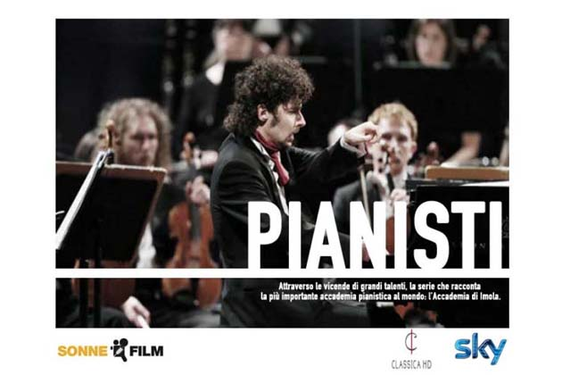 Accademia Pianistica protagonista su Sky