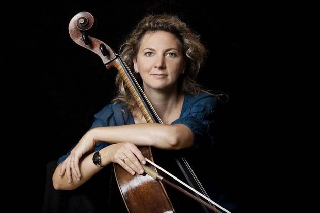 Il violoncello di Ophélie