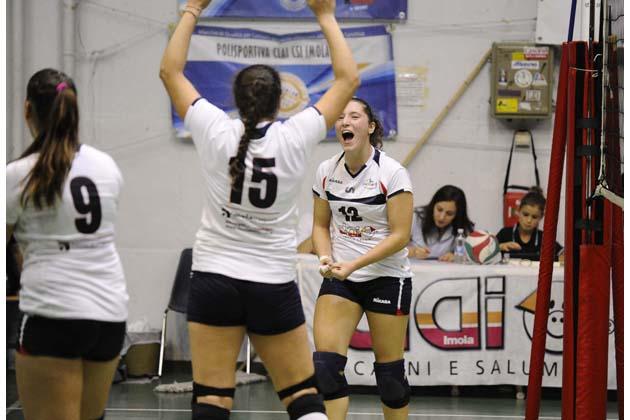 Volley: Clai vince a Desio, è seconda