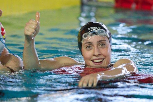 Polieri con Scozzoli e Bianchi ai Mondiali di nuoto
