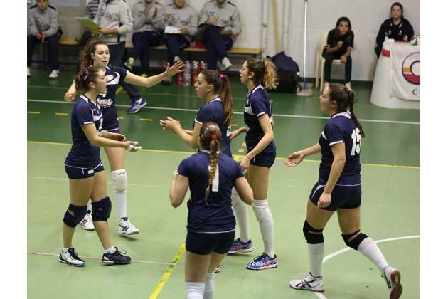 """Volley B2: Clai da """"leccarsi"""" le dita"""