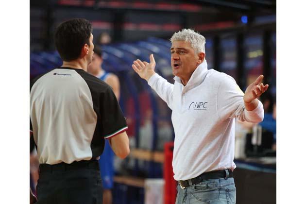 Basket C: solo Corcelli contro le Tigri