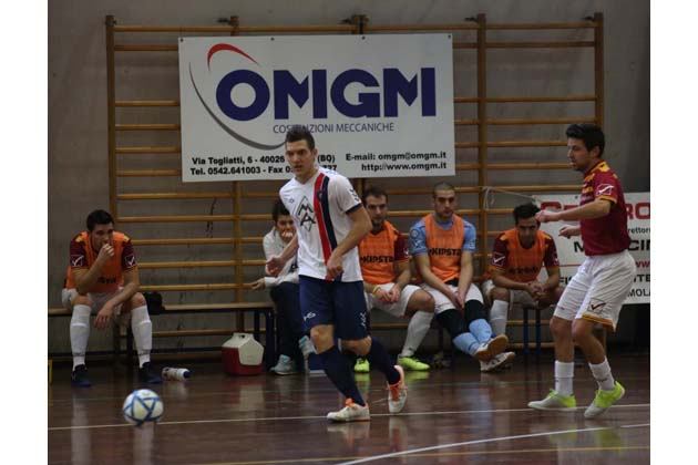Futsal B: Ma Group, derby da 6-0