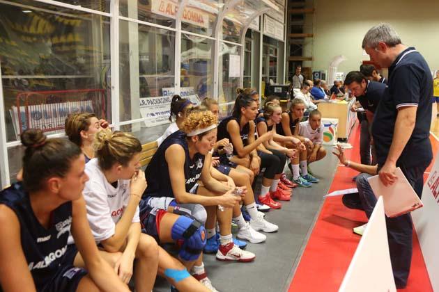 Basket A2 rosa: Magika in difesa