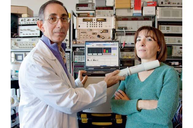 Il bioscanner che trova i tumori