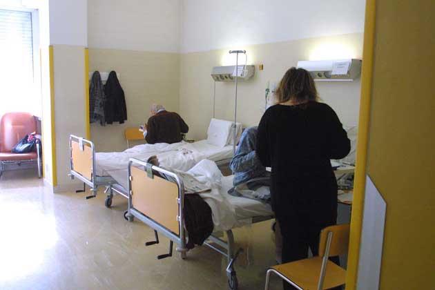 Ausl, via ai lavori nel 3° piano dell'ospedale