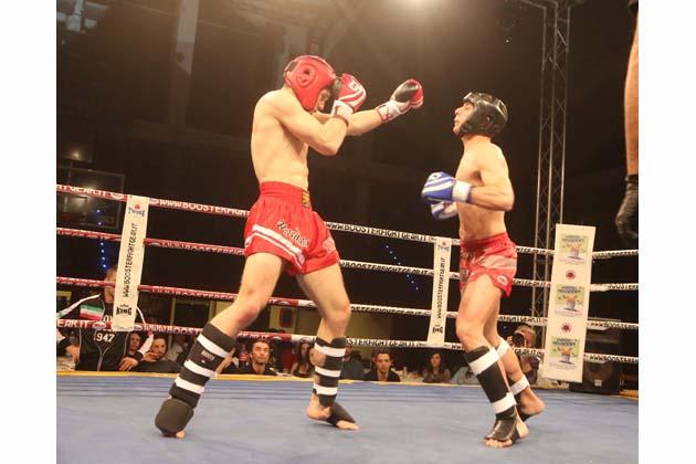 Fighting-Day 15, grande successo