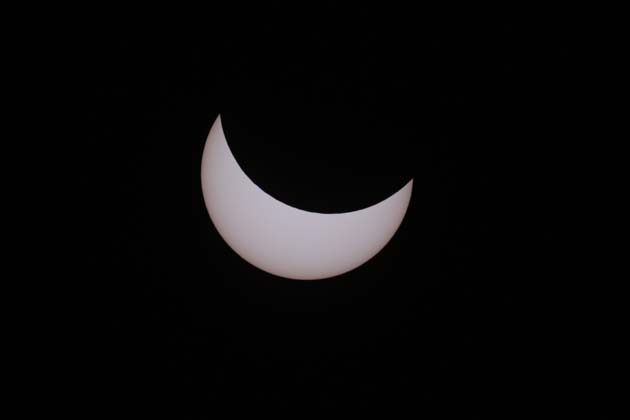 L'eclissi vista da… Imola