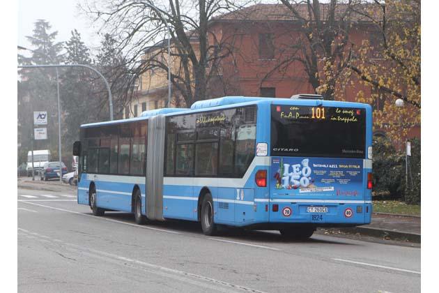 Bus e treni, lunedì sciopero Tper
