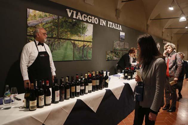 Weekend dedicato al vino