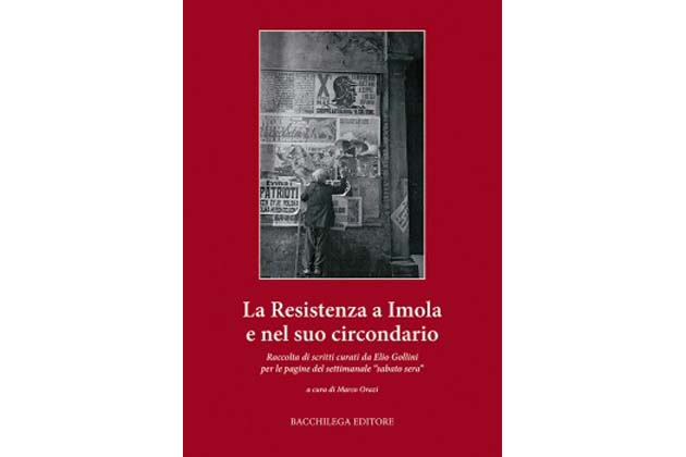 Coop Bacchilega, nuovo libro sulla Resistenza