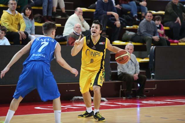 Basket C: Npc sbranata dai Ghepard