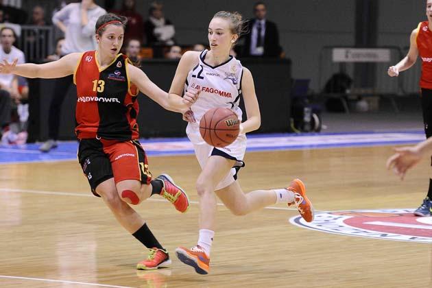 Basket: Magika – Geas ai play-off