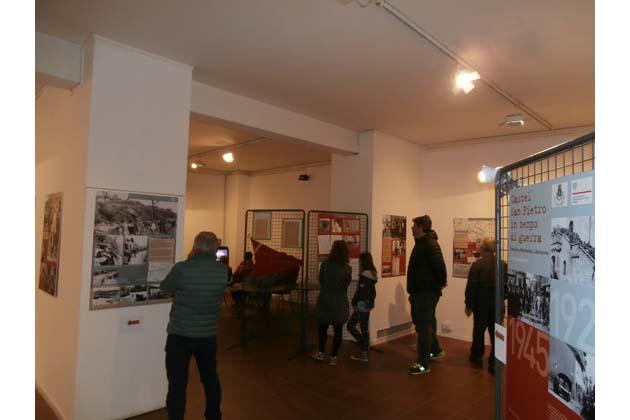 70° Liberazione, a Castello la mostra continua