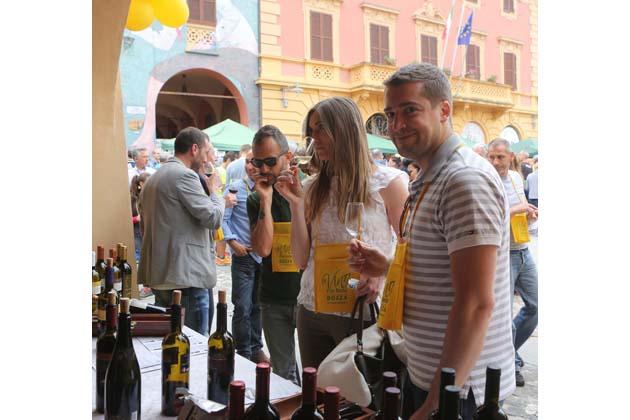 La carica dei 6 mila alla Festa del vino