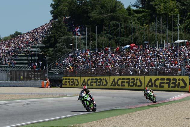 Superbike, week-end da 65.000