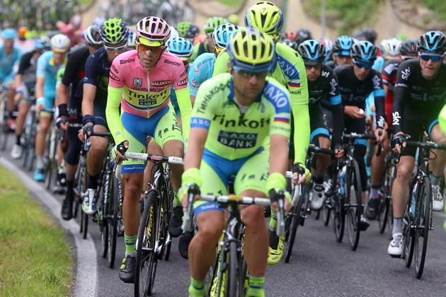 Il Giro d'Italia a Imola, viabilità e orari
