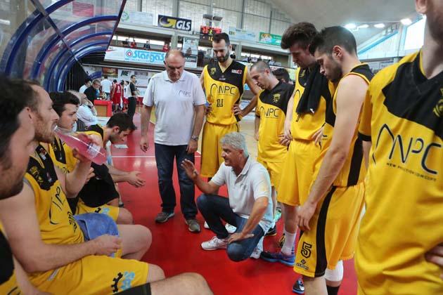 Basket: Npc ad un passo dalla serie B