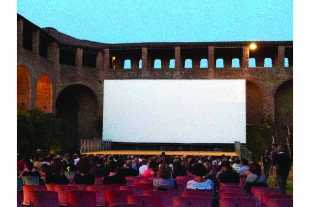 Cinema alla Rocca, tre serate gratuite