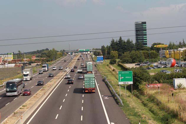 Quarta corsia dell'A14, le opere nei comuni