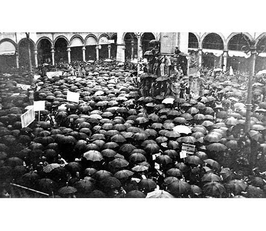 1949, Primo Maggio di pace