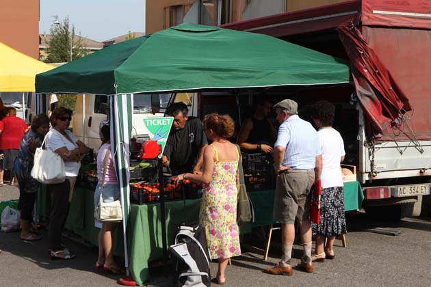 Orario estivo invariato per il Farmer's Market