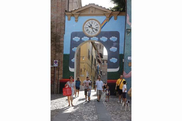 Mostra sui 50 anni del Muro Dipinto