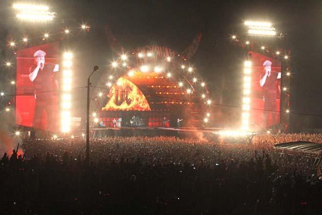 AC/DC a Imola, tutto lo speciale