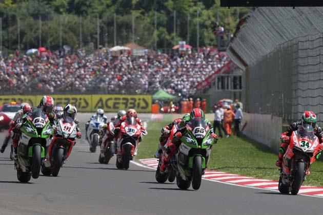 Autodromo: Superbike fino al 2018