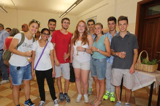 Erasmus plus debutta allo Scarabelli-Ghini