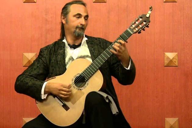 Una chitarra per Bach