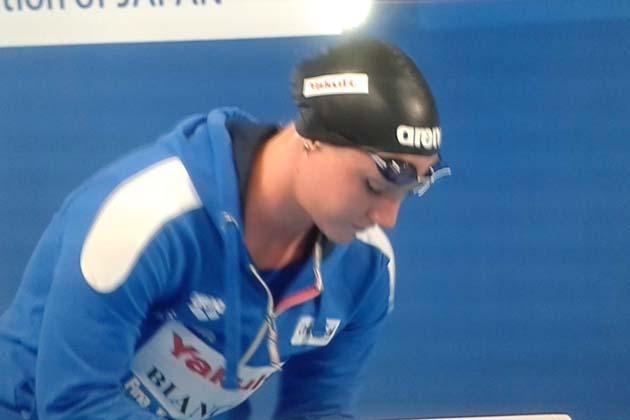Nuoto: niente finale per Ilaria