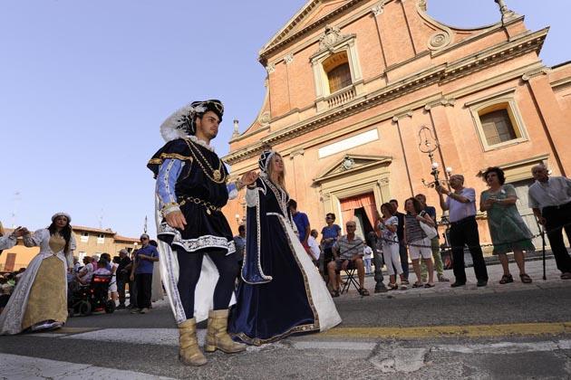 San Cassiano, una città e il suo patrono